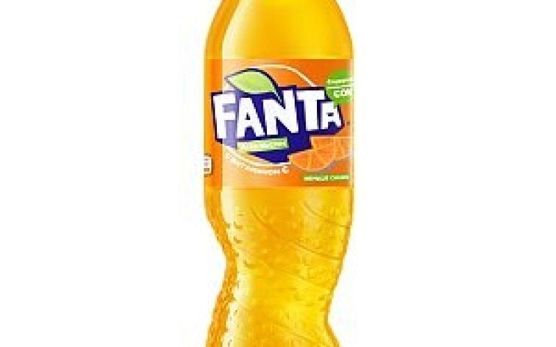 Фанта Апельсин