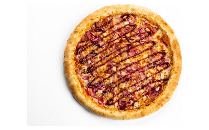 Пицца «Цыпа барбекю»