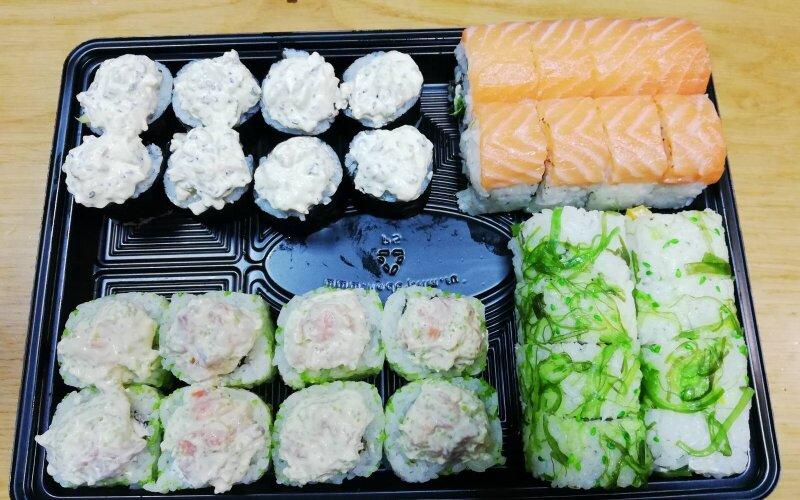 Суши-сет «Сэкономо»