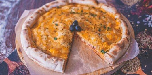 Пицца закрытая «Мясная»