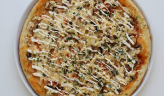 Пицца «Куриная люкс»