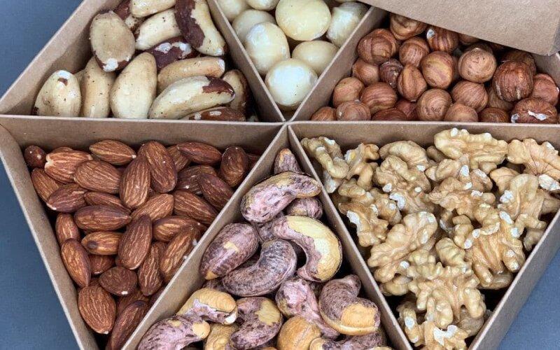 Набор сухофруктов «Ореховый рай»