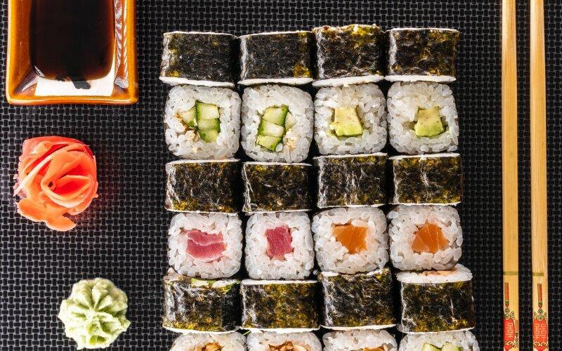 Суши-сет №1 «Мураками»