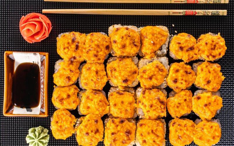 Суши-сет №10  горячий «Ями»