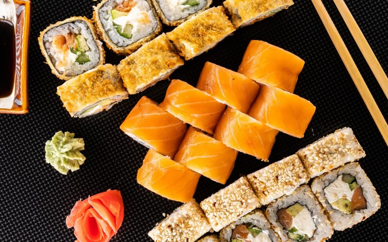 Суши-сет №3 «Сырный»
