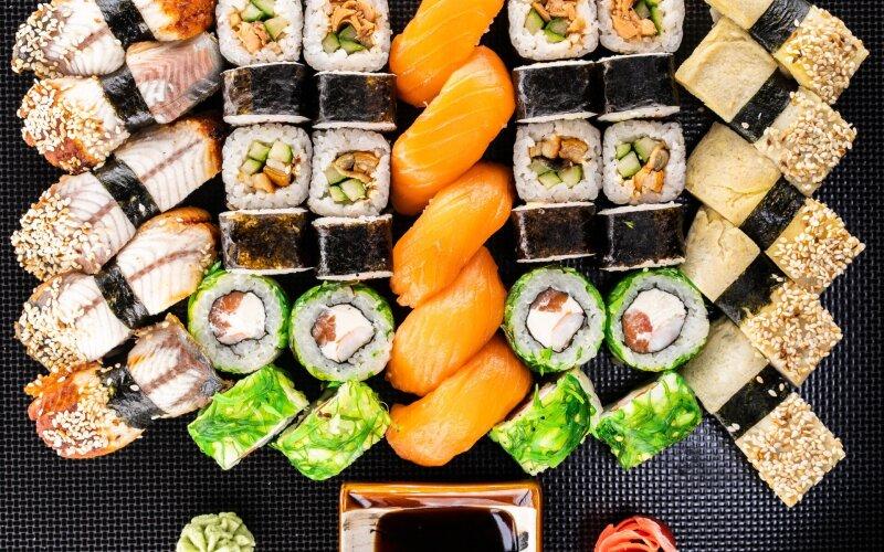 Суши-сет №5 «Party сет»
