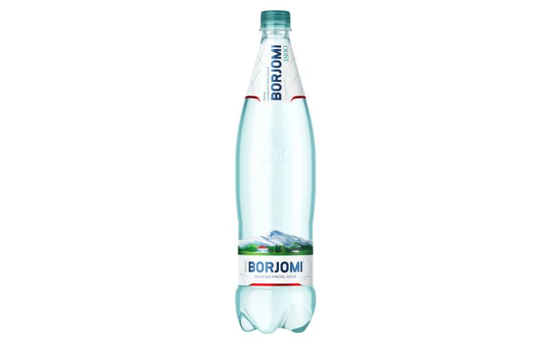Минеральная вода «Borjomi»