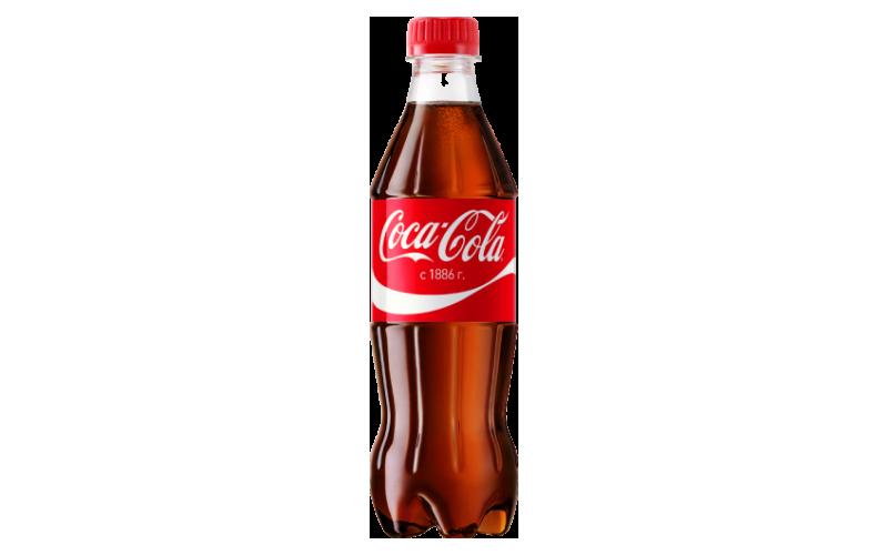 Газированный напиток «Coca-Cola»