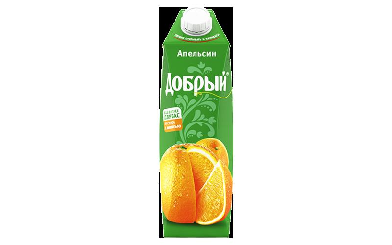 Сок «Добрый»