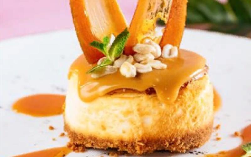 Десерт «Чизкейк»