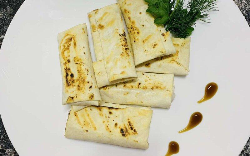 Сыр «Сулугуни» в лаваше
