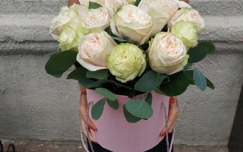 Коробка с розами «Мечта»