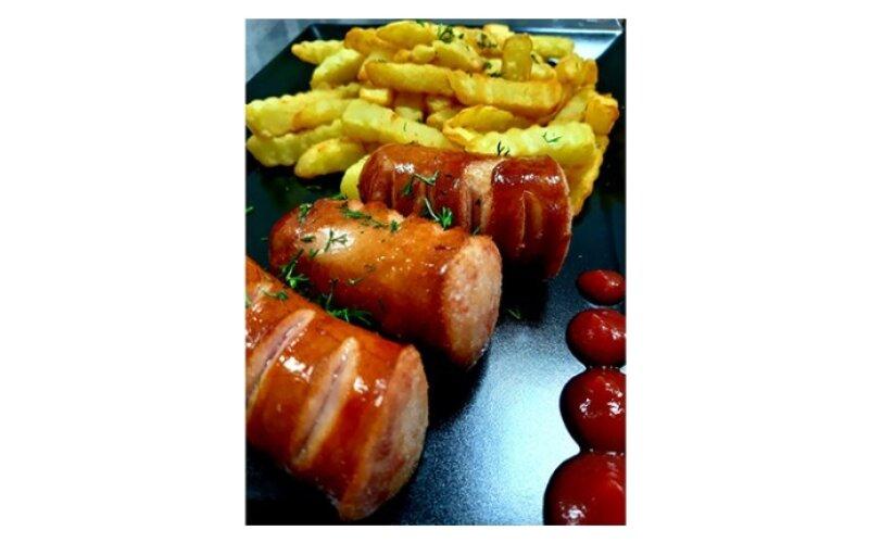 Колбаски по-баварски