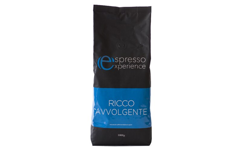 Кофе в зернах «Ricco Avvolgente»