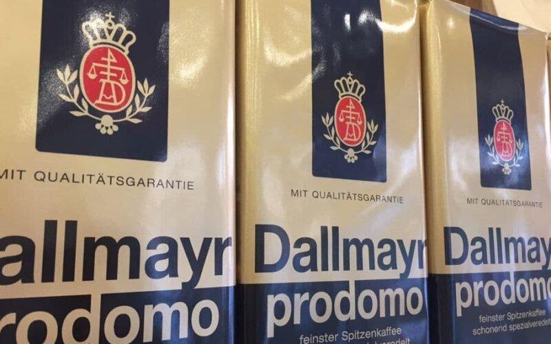 Кофе молотый «Dallmayr Prodomo»