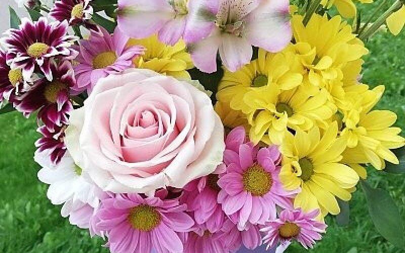 Цветочная композици