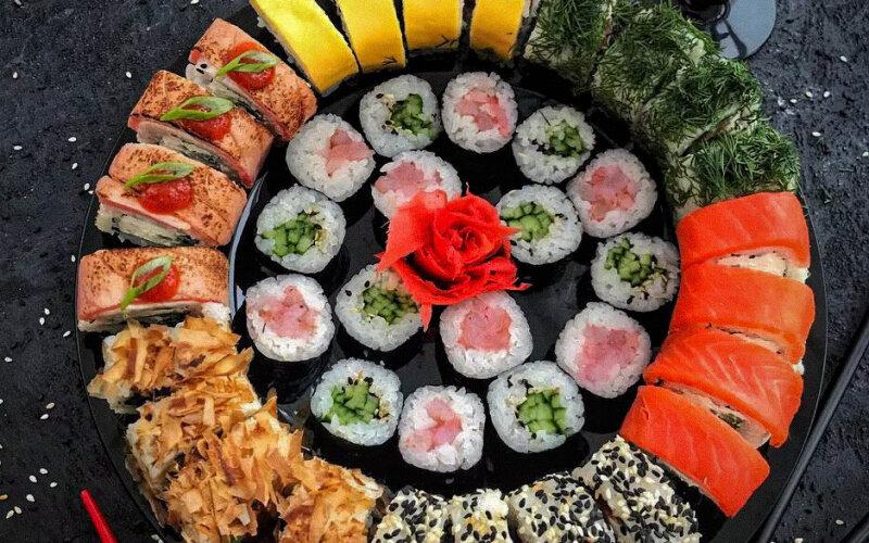Суши-сет «Половинки»