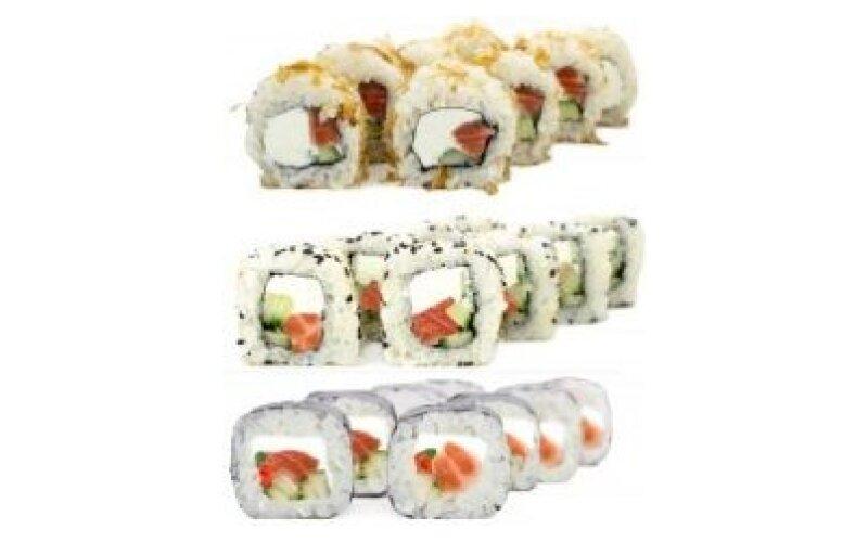 Суши-сет «Лосось»