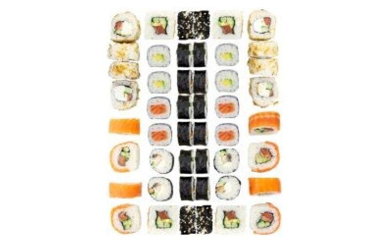 Суши-сет «Праздничный»