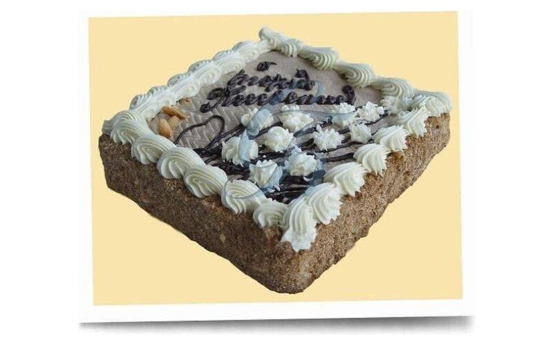 Торт «Киевский» Поречье