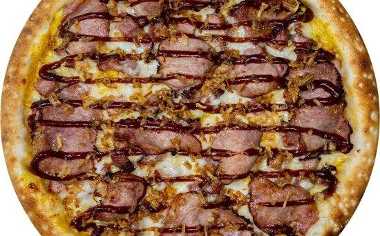 Пицца «КриспиBBQ»