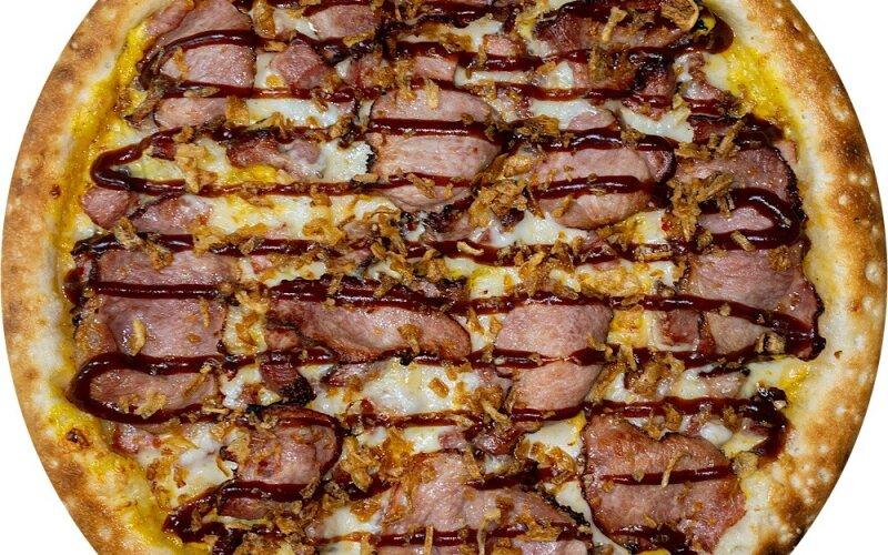 Пицца «Криспи BBQ»