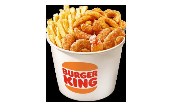Кинг букет «Креветки»