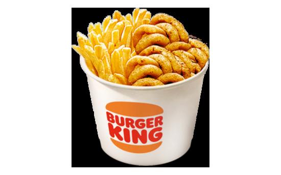 Кинг букет «Снэкдуэт»