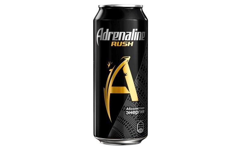 Напиток энергетический «Adrenaline RUSH»