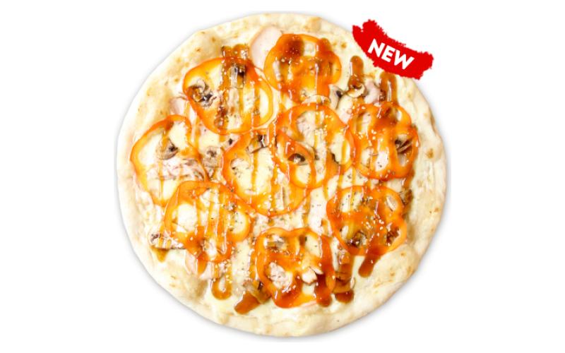 Пицца «Цыплёнок терияки»