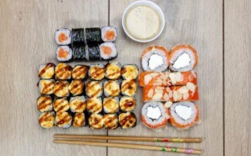 Суши-сет «Чак нори»