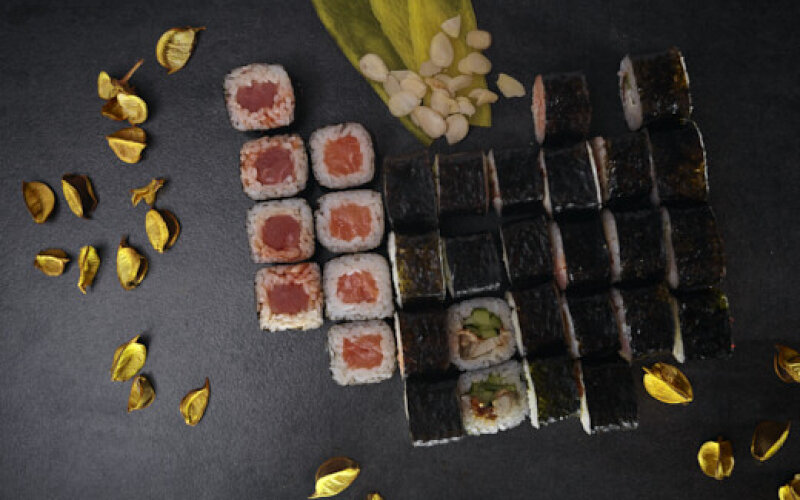 Суши-сет «Кимоно»
