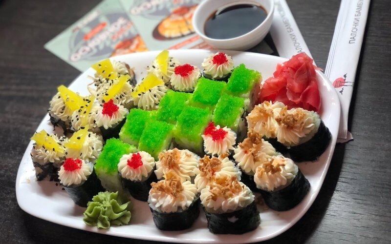 Суши-сет «Для любимых»