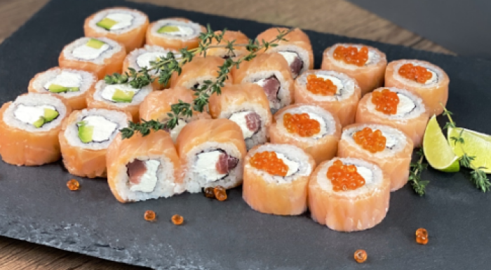 Eleven Sushi