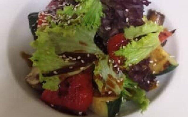 Гриль-салат «Мясоед»
