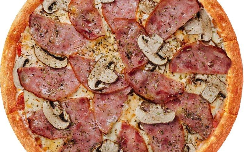 Пицца «Сервелатка»
