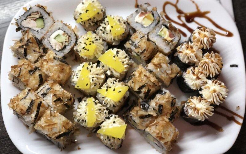 Суши-сет «Бонито»