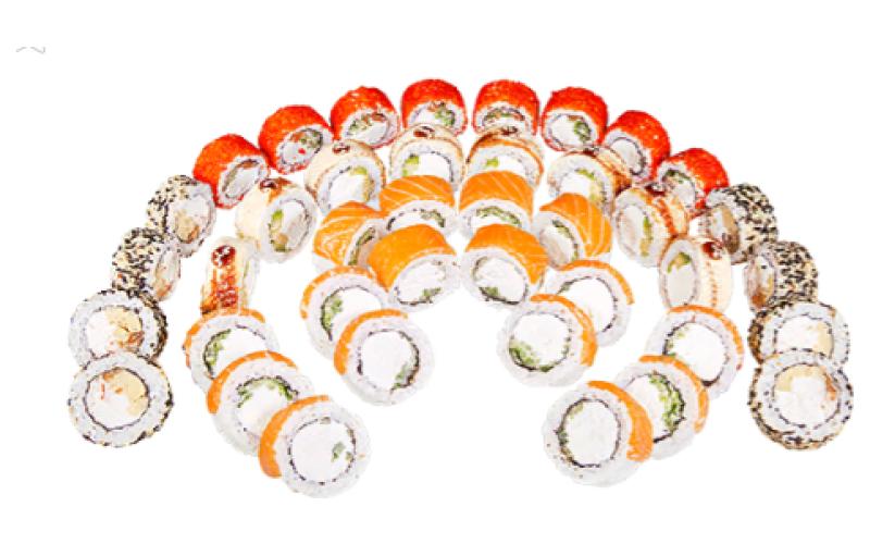 Суши-сет «Фила Бум»