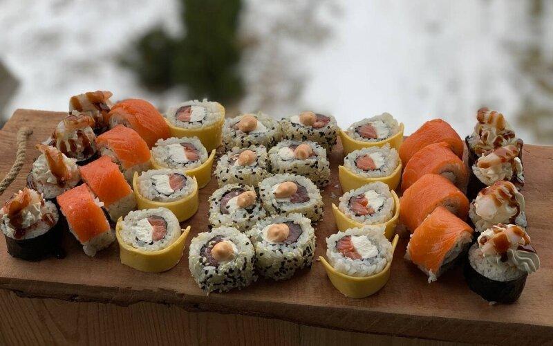Суши-сет «То, что надо»