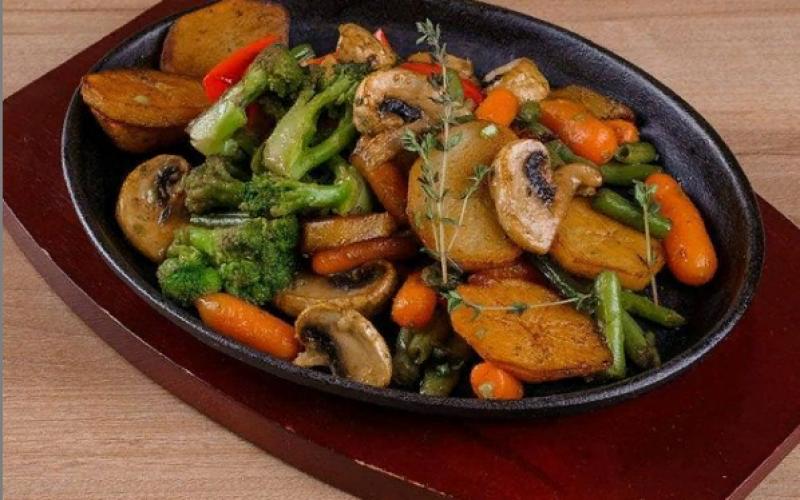 Сковорода «Овощная»