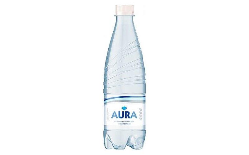Вода «Аура» негазированная