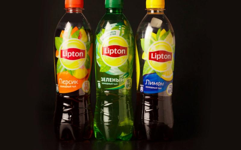 Чай «Lipton» со вкусом персика