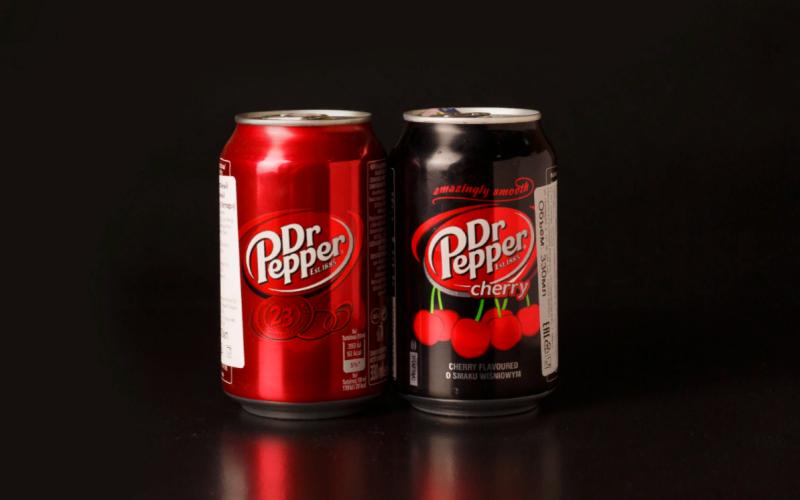 Напиток газированный «Dr.Pepper»