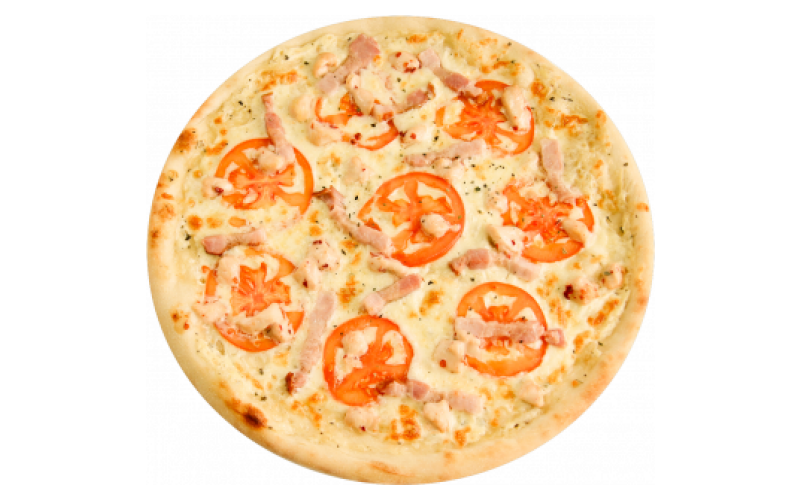 Пицца «Чикен чиз»