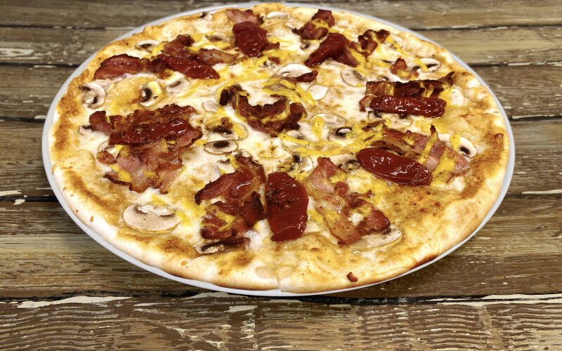 Пицца «Беконная»
