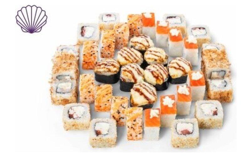 Суши-сет «Морской коктейль»