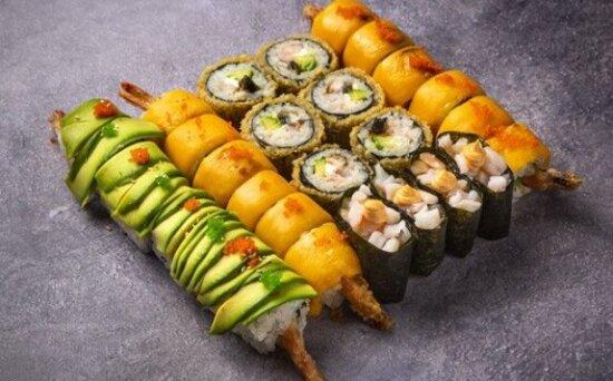 Суши-сет «ЭбиСет»