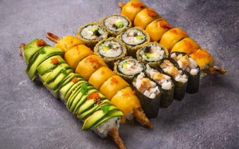 Суши-сет «Эби Сет»