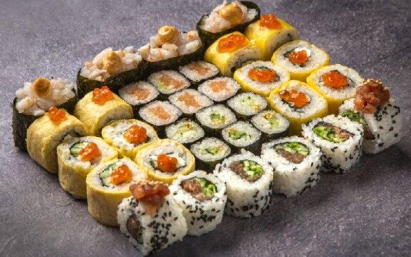 Суши-сет «Котонару Сет»