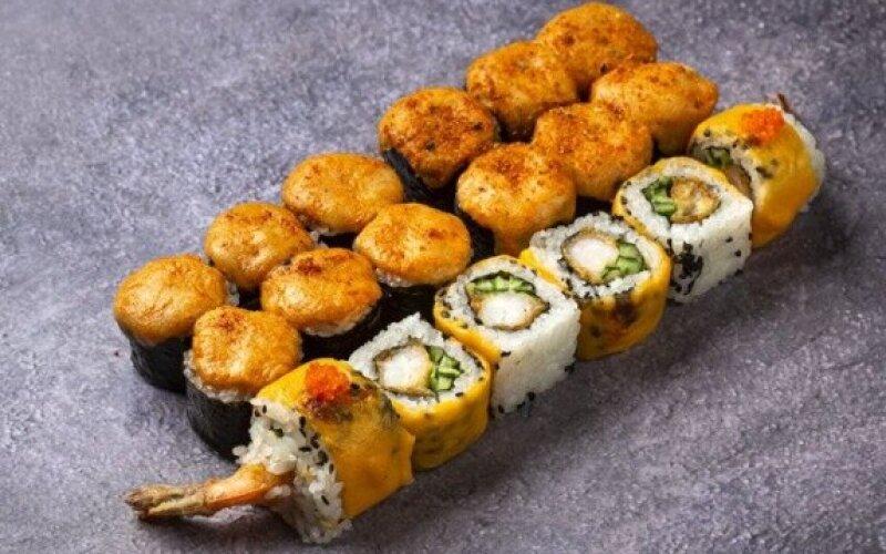Суши-сет «Хотто Сет»